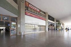 Loja à venda SRTVN Lote P   SRTVN - Brasília Rádio Center - lj frente -carência