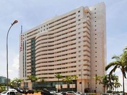 SHN Quadra 05 Bloco I Asa Norte Brasília  Hotel Mercure