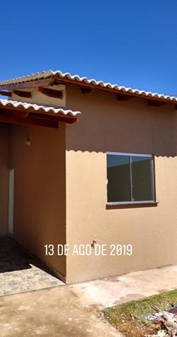 Casa à venda Quadra QR 46   Excelente oportunidade saia do aluguel e more no que é seu! Casa em até 100% finan