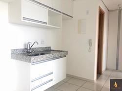 Apartamento à venda Av Parque Águas Claras   Vista livre  permanente , vista para o lazer, andar alto,