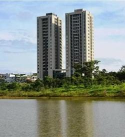 Apartamento à venda Alameda Mamore, 2 Quadra C02 LT 05   Alphaville Brasília Aparamento de 3 Quartos no Condomínio Via Horizonte Repleto de Armários, Área de