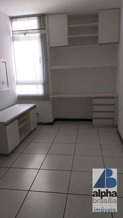 Kitnet para alugar SGCV Lote 11   Kitnet com 1 dormitório para alugar, 26 m² por R$ 1.100,00/mês - Park Sul - Guará/DF