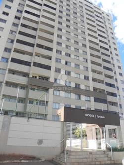 Apartamento para alugar Quadra 3    QD 03 LOTES 620-640 ED. ROSSI SPECIALLE APTO 03QTS- ARM. NA COZINHA E QUARTOS