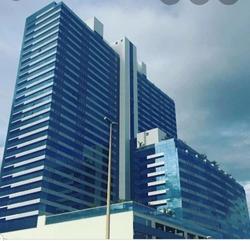 Sala para alugar QS 1 Rua  212 Connect Tower , 290 Sala pronta em excelente localização