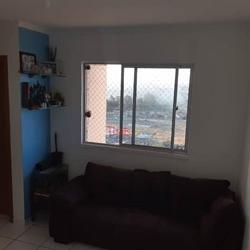 QS 409 Conjunto E Samambaia Norte Samambaia   Apartamento no Residencial Encanto com 02 quartos e vaga de garagem à venda - Samambaia/DF