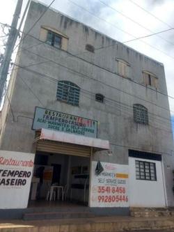 QE 38 Conjunto L Guara Ii Guará   Prédio na QE 38 Composto por 05 apartamentos e uma loja à venda - Guará/DF