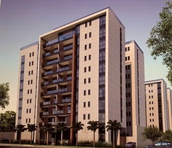 Apartamento à venda SGCV Lote 24 EXCELLENCE PARK SUL , EXCELLENCE PARK SUL BRASÍLIA D UNIDADE  FRENTE PARA O LAZER  3º ANDAR