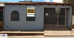Casa à venda QR 425 Conjunto 24  , casa CASA DE 3 QUARTOS + BARRACO DE FUNDO