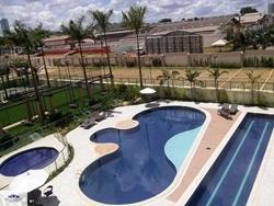 Apartamento à venda QI 24  , TOP LIFE MIAMI BEACH ACEITA FINANCIAMENTO E FGTS   LAZER COMPLETO