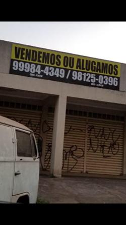 Loja à venda Rua 10   PROJETO APROVADO PARA DOIS PAVIMENTOS