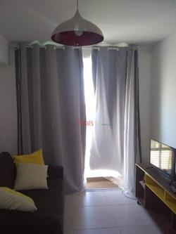 Av Jacarandá Sul Águas Claras   Apartamento no Residencial SPOT com 01 suíte, varanda e Vista livre à venda - Águas Claras/DF