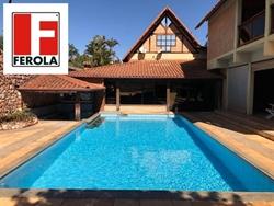 SHIS QI 27 Conjunto 13 Lago Sul Brasília   SHIS QI 27 - Ótima casa - 600m² - 5 quartos - 98205-8301