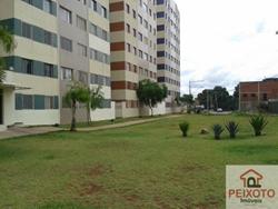 Apartamento para alugar QN 402 Conjunto D Lote 01 - Ed. Villa Rica