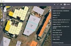 Lote à venda QS 320 LOTE COMERCIAL E USO MISTO   Potencial para Construção Vertical até 36,50 m de altura ou  Prédio de 12 andares