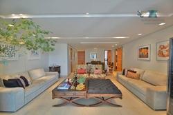 Apartamento à venda Rua  28   RUA 28 Sul - ED. VIA TERRAZZO - 4 dormitórios, sendo 2 suítes, varanda gourmet, 3 garagem,188 m²,  Á