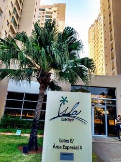 Apartamento à venda Área Especial 4  , RESIDENCIAL ISLA OPORTUNIDADE, REFORMADO, DUAS VAGAS SOLTAS, LAZER COMPLETO !