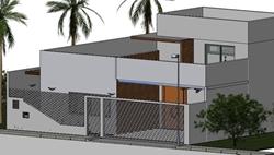 Casa à venda Rua  8 Chacará  183A   imóvel novo
