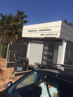 Lote à venda Colônia Agrícola Bernardo Sayão Chacará  02  , Residencial Andorinhas
