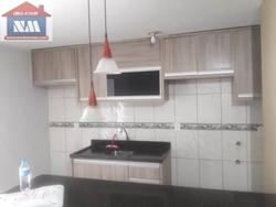 Apartamento para alugar CNJ 4   0334 - CNJ 04! Lindo apartamento! condomínio baixo! Todo reformado.
