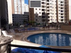 Apartamento à venda Área Especial 4 Lotes I/J  , SPORTS CLUB  Condomínio Fechado. Lazer completo.  Alto Padrão.