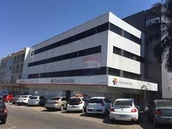 Apartamento à venda CLN 7 Bloco F   1 Quarto no Riacho fundo com garagem e elevador