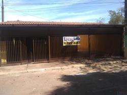 Casa para alugar QNG AREAS ESPECIAIS   Casa com 3 dormitórios para alugar, 90 m² por R$ 1.700,00/mês - Taguatinga Norte - Taguatinga/DF