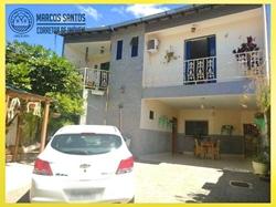 Casa à venda Habitaccional Vicente Pires Vicente Pires  Excelente sobrado em Colônia Agrícola Samambaia/Quitada e escriturada