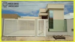 Casa à venda Rua  6 Vicente Pires  Casa de alto padrão em rua 06 Vicente Pires