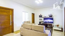 Casa à venda Rua  7   Rua 7, Casa com 3 dormitórios à venda, 180 m² por R$ 550.000 - Vicente Pires - Vicente Pires/DF