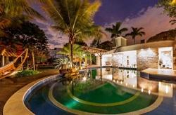 Casa para alugar Condomínio Residencial Mansões Itaipu   Belíssimo imóvel - Alto padrão- Condomínio Mansões Itaipu