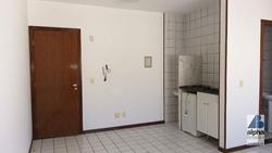 Kitnet para alugar SANTA INES   Kitnet com 1 dormitório para alugar, 25 m² por R$ 850/mês - Asa Norte - Brasília/DF