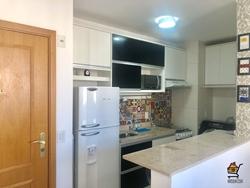 Apartamento à venda Av das Castanheiras RUA 31 NORTE , UNO RESIDENCE Andar Alto, Nascente, com móveis
