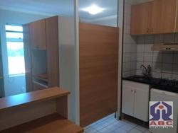 Apartamento para alugar SGAN 912   Kit Mobiliada, Dividida, com 01 vaga de garagem coberta Incluso Condomínio e Iptu Ed. Master Place -