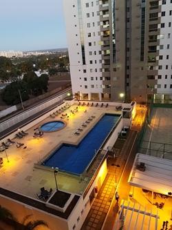Apartamento à venda Quadra 101  , Residencial TIÊ Excelente Apartamento - Varanda