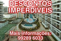 Apartamento à venda CSG 3  , Taguá Life Center ITBI, Registro e Escritura e 6 meses de condomínio grátis.