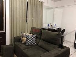 Av das Araucárias Sul Águas Claras   Apartamento no Residencial Arquipélago de Abrolhos com 01 quarto à venda - Águas Claras Sul - Águas