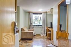 Hotel-Flat para alugar SHN Quadra 5   SHN QD 05 Allia Gran Hotel com 02 suítes
