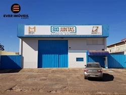 Galpao para alugar QI 18   Galpão logístico/industrial, 800 m², pé-direito alto, ótima localização: QI 18, Taguatinga-DF.