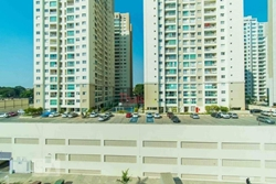 Apartamento para alugar QE 40 Conjunto C   Apartamento com 3 dormitórios para alugar, 60 m² por R$ 1.400,00/mês - Guará II - Guará/DF
