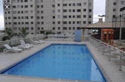Apartamento à venda Quadra Quadra 20 Parque club II , Parque Club II Condomínio fechado com lazer completo