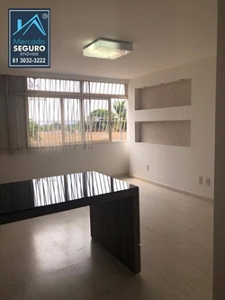 Apartamento à venda SQN 412 Bloco L   Apartamento com 3 dormitórios à venda, 80 m² por R$ 695.000 - Asa Norte - Brasília/DF