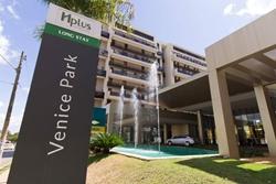 Apartamento à venda SGCV Lote 10   Apartamento com 1 dormitório para alugar, 32 m² por R$ 2.200,00/mês - Park Sul - Brasília/DF