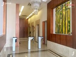 Sala para alugar Av Pau Brasil   ALUGUEL SEM FIADOR, SALA ÁGUAS CLARAS, LE QUARTIER 28,94M2 - AO LADO DO METRÔ