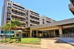 Kitnet para alugar SGCV   Kitnet com 1 dormitório para alugar, 27 m² por R$ 1.500,00/mês - Park Sul - Guará/DF