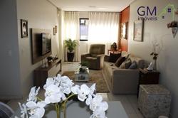 Apartamento à venda Quadra Central Conjunto C Bloco D   Apartamento a venda / Edifício Beethoven / 3 quartos / Garagem / Aceita casa no condomínio Alto da B