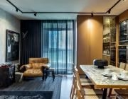 Apartamento à venda Alphaville Residencial 01 Quadra N   ANDAR ALTO LINDA VISTA