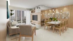 Apartamento à venda Quadra 207  , COSTA AZUL