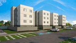 Apartamento à venda Rodovia BR-040 Santa Maria , Total Ville Comprando Total Ville 2 quartos no mês de setembro ganhe um Vouche de 800,00 em compra no super.