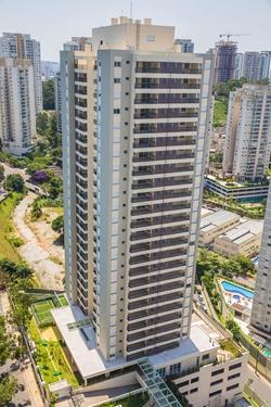 Apartamento à venda Rua  CARVALHO DE FREITAS   Apartamento residencial para venda, Vila Andrade, São Paulo - AP4619.
