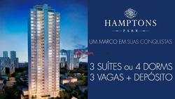 Apartamento à venda Rua  ALVORADA   Apartamento com 4 dormitórios à venda, 134 m² por R$ 2.186.510,00 - Vila Olímpia - São Paulo/SP